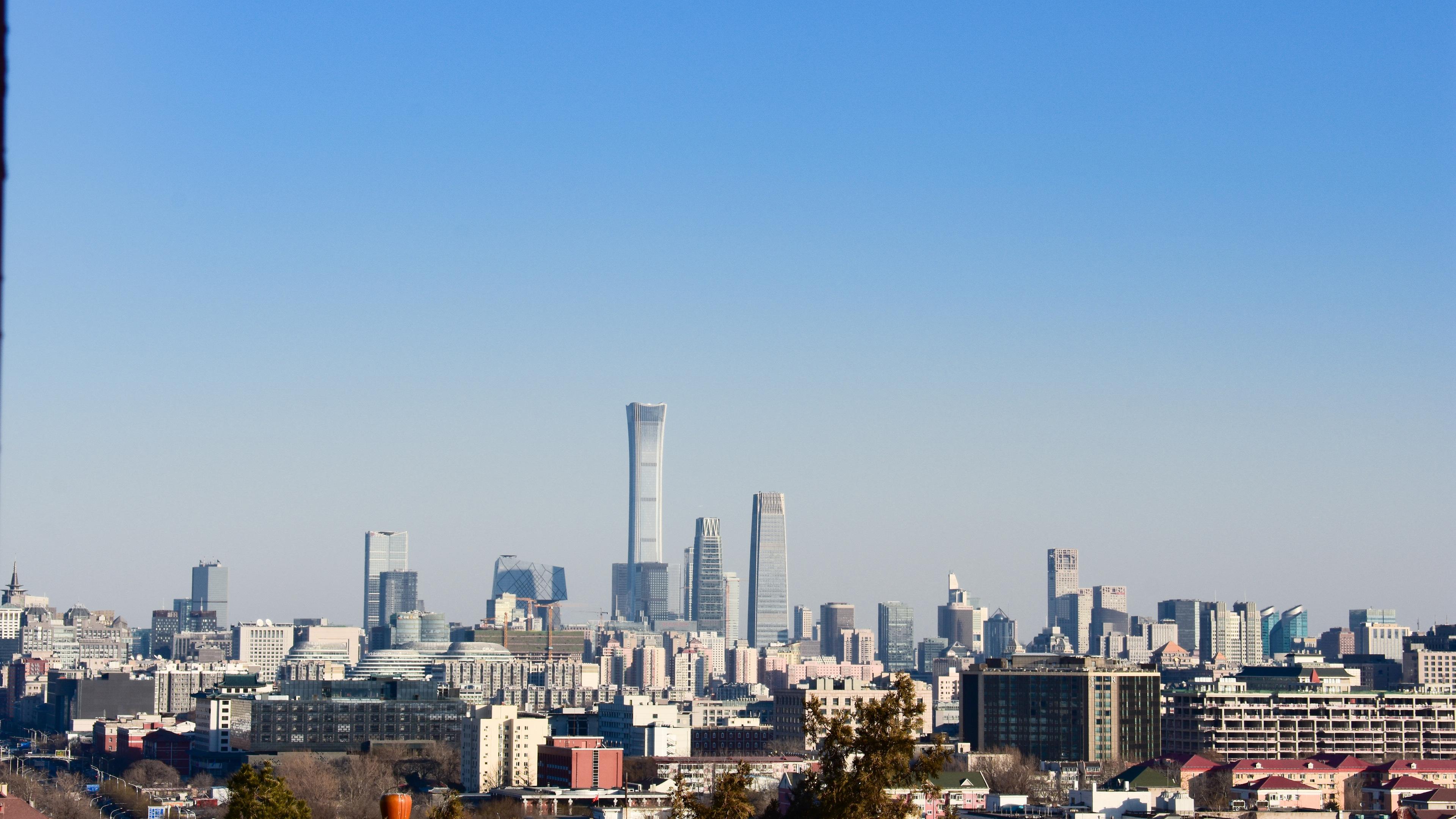 北京国贸大厦图片