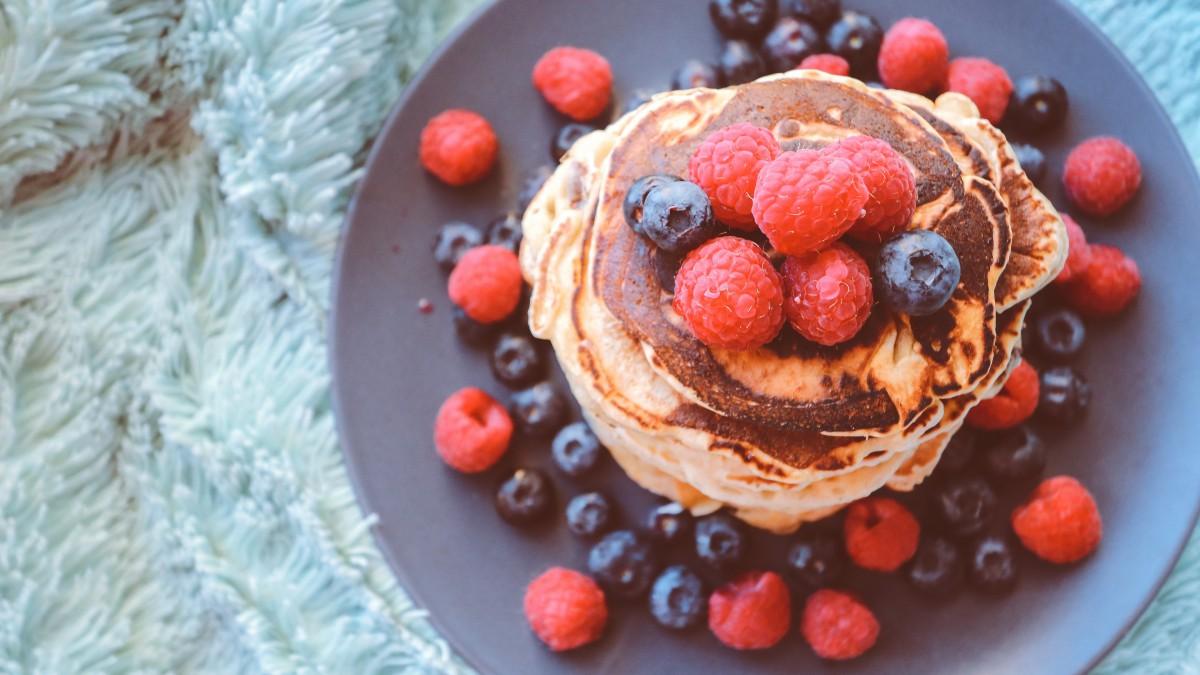 美式松饼图片